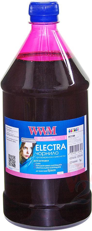 Купить Чорнило WWM Epson Universal ELECTRA 1000g Light Magenta, EU/LM-4