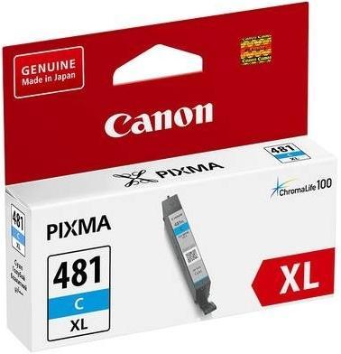 Купить Картридж Canon CLI-481C XL Cyan, 2044C001