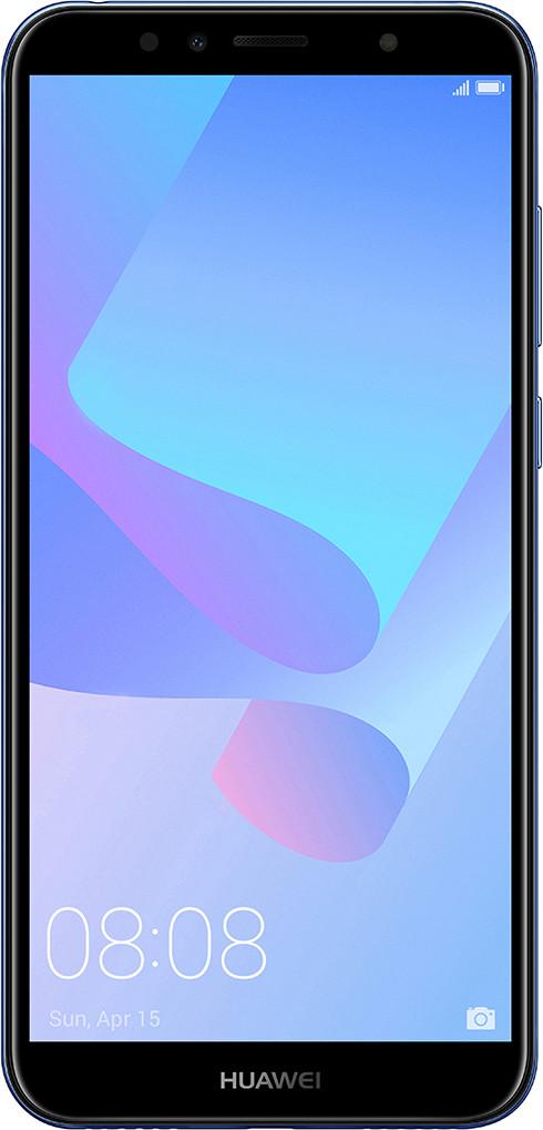 Купить Смартфон Huawei Y6 2018 2/16GB ATU-L21 Blue (51092JHR)