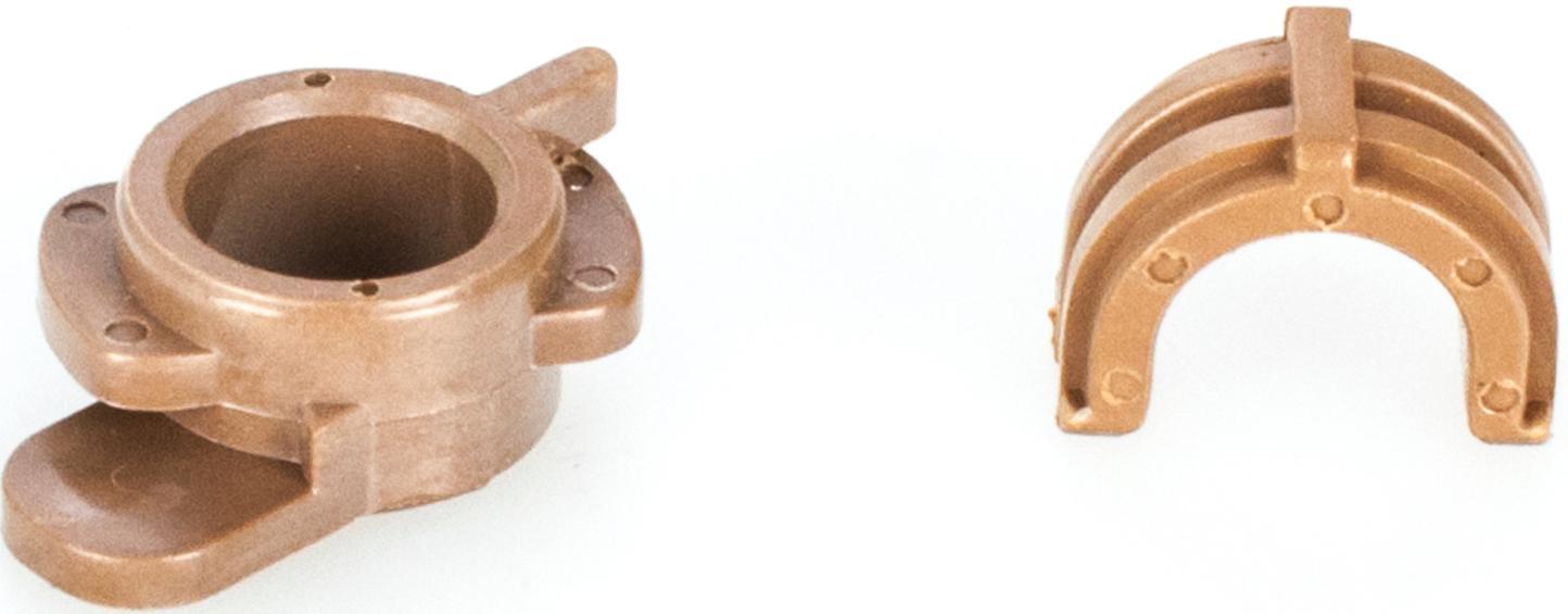 Купить Втулка гумового валу Patron for HP 4200/4250/4015/4515 комплект Premium, BUSH-HP-P4515-PNP
