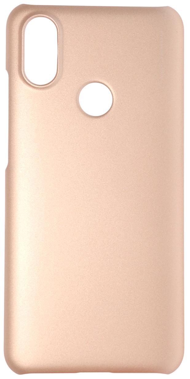 Купить Аксесуари для мобільних телефонів, Чохол X-LEVEL for Xiaomi Mi A2 / Mi 6x - Metallic series Gold, КТС230408