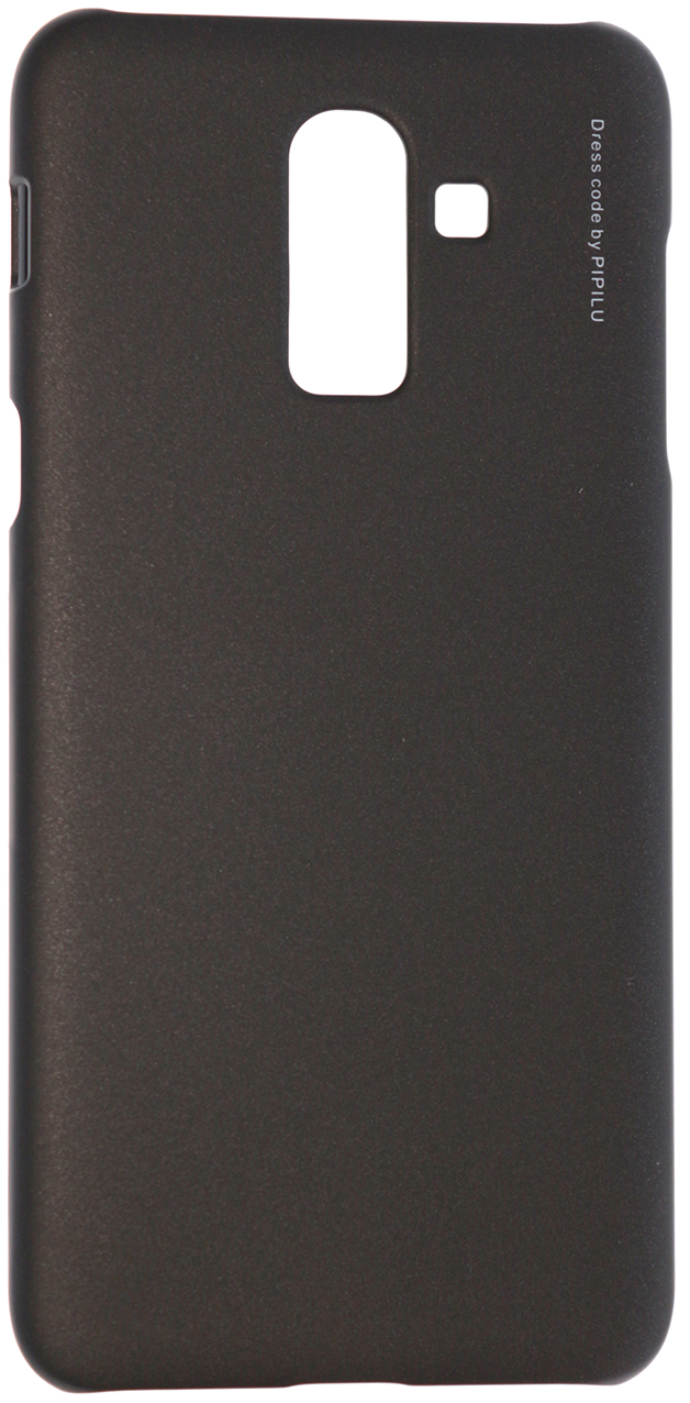 Купить Аксесуари для мобільних телефонів, Чохол X-LEVEL for Samsung J8 2018 - Metallic series Black, КТС242600