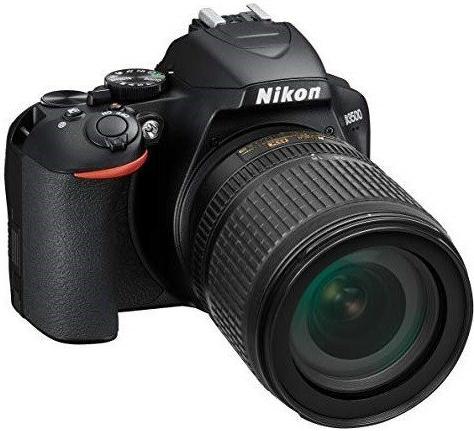 Купить Цифрова фотокамера дзеркальна Nikon D3500 kit AF-S 18-140mm VR (VBA550K004)
