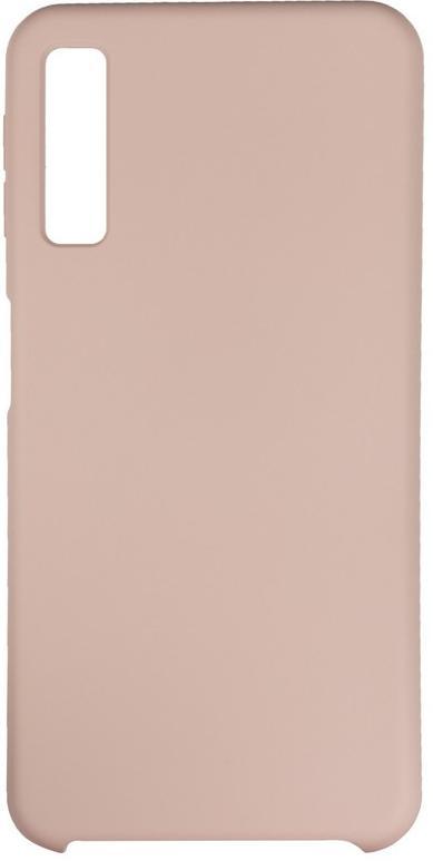 Купить Аксесуари для мобільних телефонів, Чохол ColorWay for Samsung Galaxy A7 2018 - Liquid Silicone Pink (CW-CLSSGA750-PS)