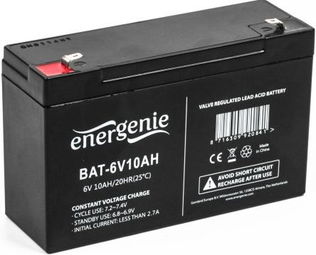 Купить Батарея для ПБЖ EnerGenie BAT-6V10AH