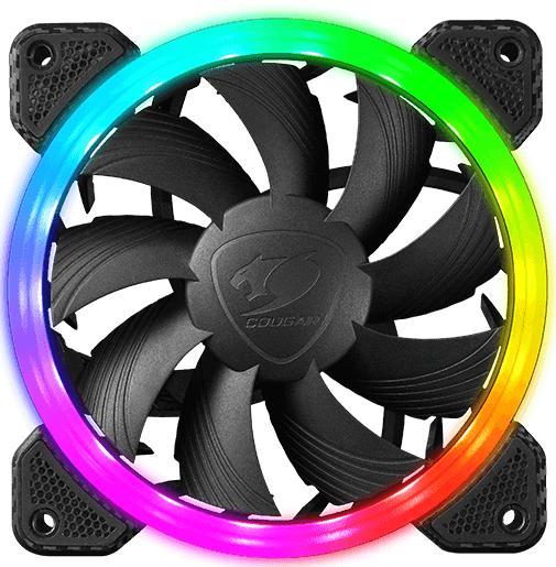 Купить Вентилятор для корпуса Cougar Vortex RGB FCB 120 (FCB RGB KIT)