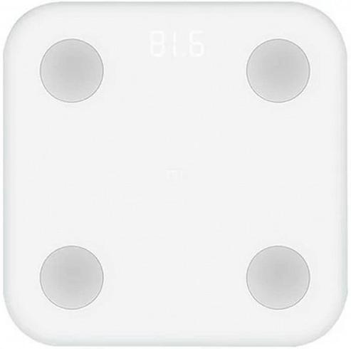 Купить Розумні гаджети, Смарт-ваги Xiaomi Smart Scales 2 White (LPN4013GL)