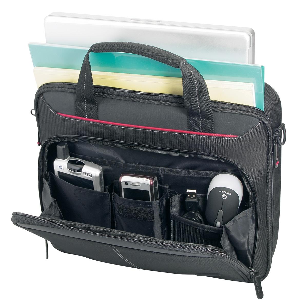 Купить Сумки, наплічники для ноутбуків, Сумка для ноутбука Targus CN31 чорна