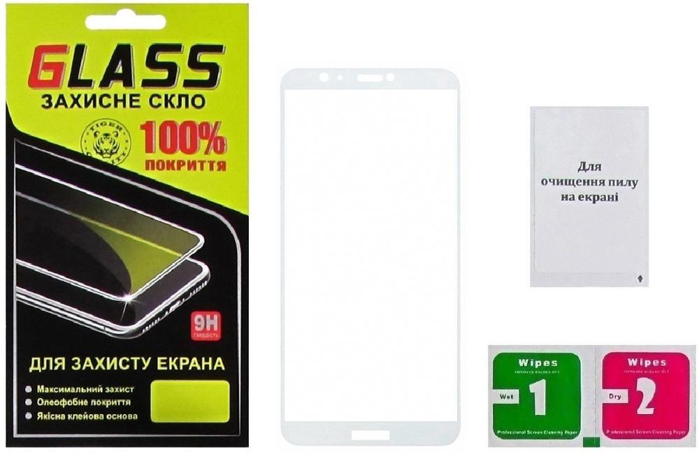 Купить Аксесуари для мобільних телефонів, Захисне скло Masterclub for Samsung A105 / A10 2019 - Full Glue Black (19310)