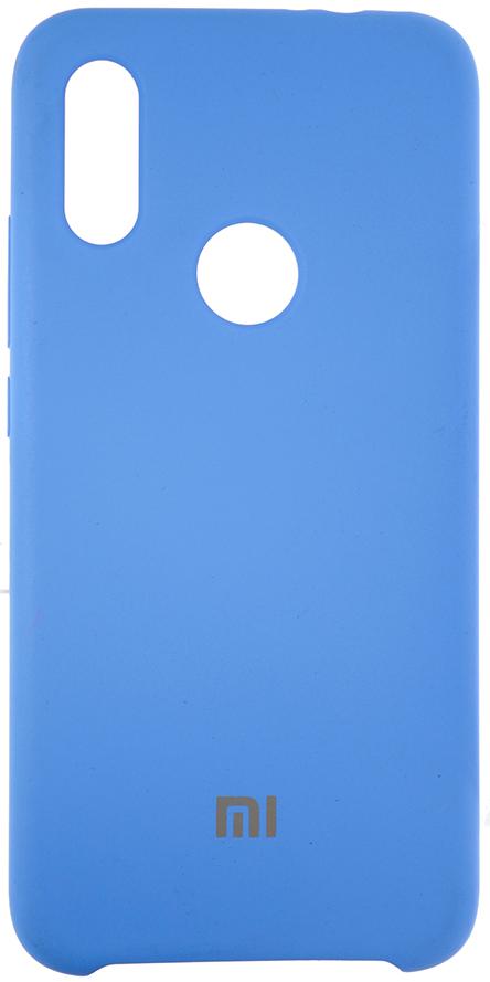 Чохол HiC for Xiaomi Redmi 7 - Silicone Case Deep Lake Blue  (SCXR7-3)