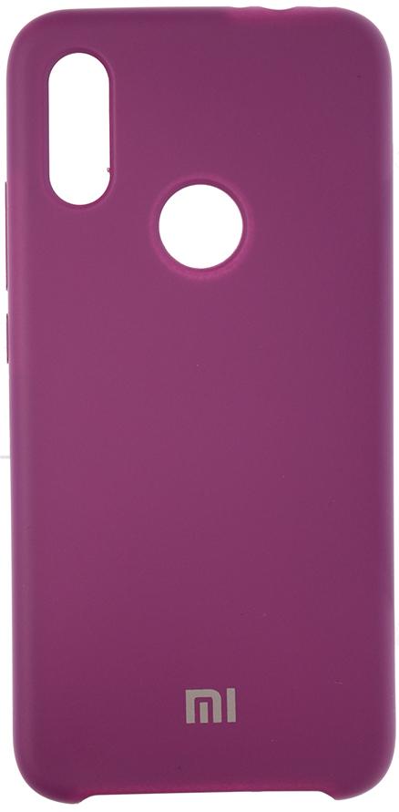 Чохол HiC for Xiaomi Redmi 7 - Silicone Case Violet  (SCXR7-36)