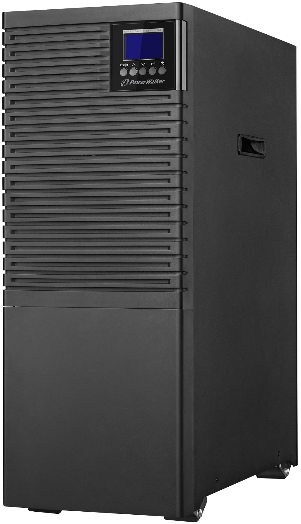 Купить Пристрої безперебійного живлення UPS, ПБЖ PowerWalker VFI 6000 TGB PF1 (10122124)