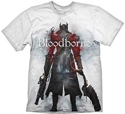 Купить Геймерський одяг, Футболка GAYA Bloodborne Hunter Street Size XL, GE1777XL