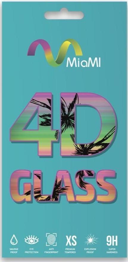 Купить Аксесуари для мобільних телефонів, Захисне скло MiaMI 4D for Xiaomi Mi 9 Lite - Full Glue Glass Black (00000011411)