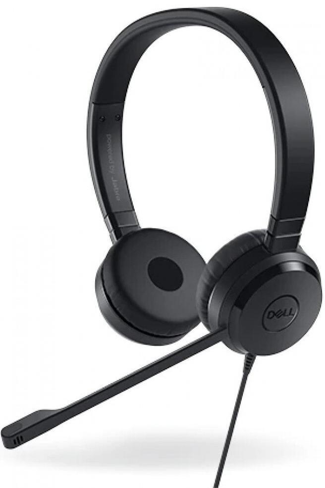 Купить Навушники та гарнітури, Гарнітура Dell Pro Stereo UC150 Black (520-AAMD)