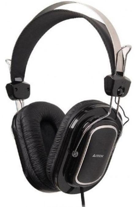 Купить Гарнітура A4tech HS-200 чорна