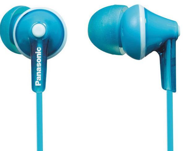 Купить Навушники та гарнітури, Навушники Panasonic RP-HJE125E-Z Turquoise