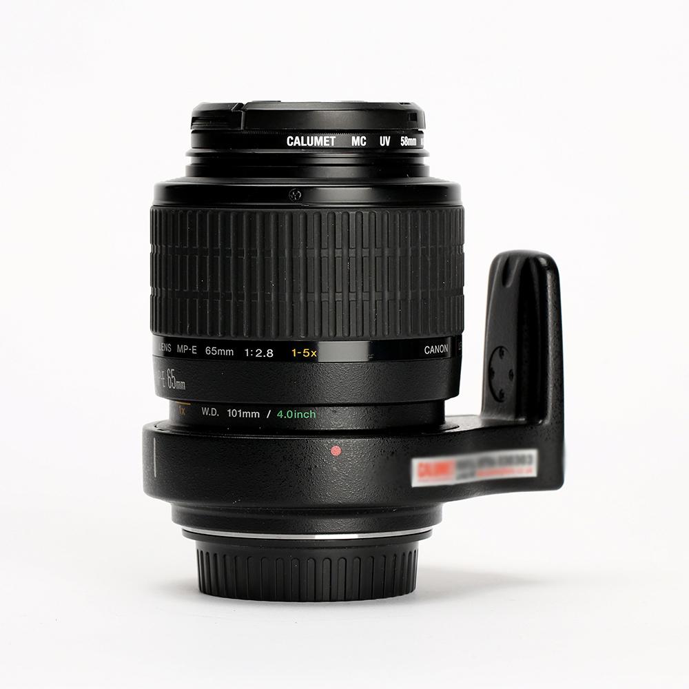 Купить Об'єктиви, Об'єктив Canon MP-E 65mm f/ 2.8 1-5х Macro, 2540A011