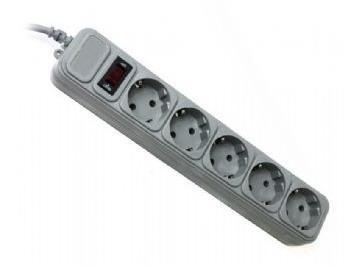 Купить Мережевий фільтр Gembird SPG3-B-10 5/3, SPG5-G-10G