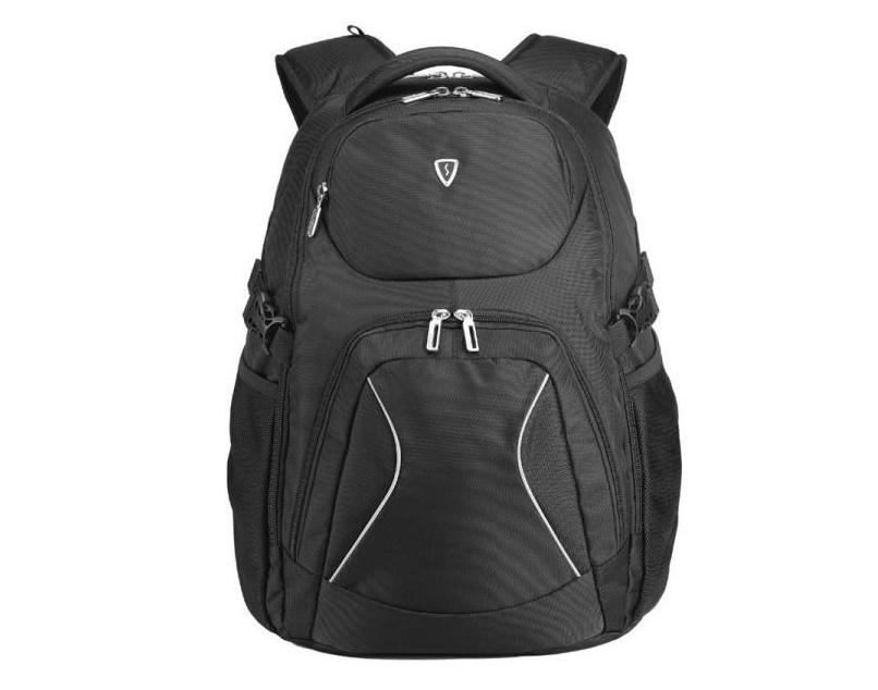 Купить Сумки, наплічники для ноутбуків, Рюкзак для ноутбука Sumdex PON-379BK чорний