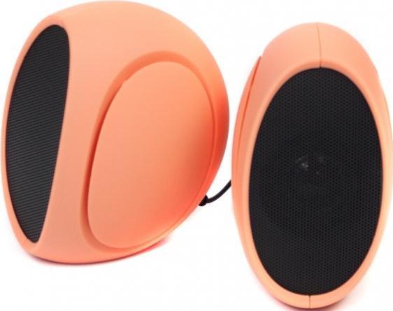 Купить Акустичні системи, Колонки Maxxter AS23P матово-рожеві, 0601213