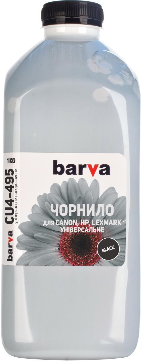 Купить Чорнило Barva Canon Універсальне №4 чорне, I-BAR-CU4-1-B