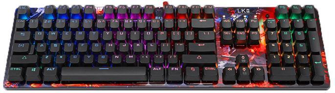 Купить Клавіатура A4tech Bloody B810R Tank (B810R TANK)