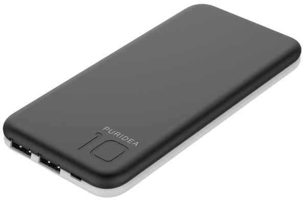 Купить Батарея універсальна Puridea S2 10000mAh Black/White (S2 Black/White)