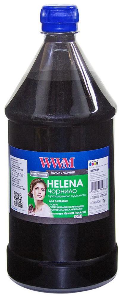 Купить Чорнило WWM HU/B-4 HP Universal HELENA Black