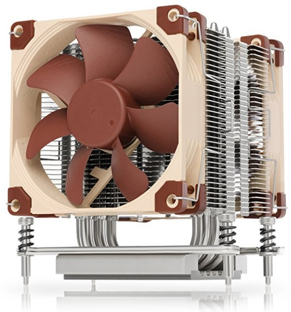 Купить Кулер Noctua NH-U9 TR4 - SP3 Brown