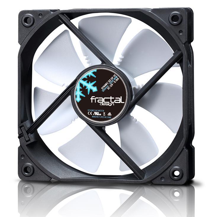 Купить Вентилятор для корпуса FRACTAL DESIGN FD-FAN-DYN-X2-GP12-WT