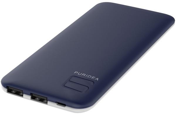 Купить Батарея універсальна Puridea S4 6000mAh Blue/White (S4-Blue White)