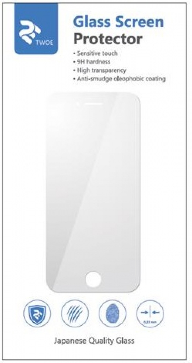 Защитное стекло 2E for Samsung J7 Neo J701F (2E-TGSG-GJ7N)