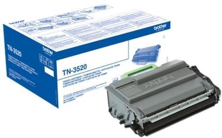 Купить Картридж Brother for HL-L6400DW, MFC-L6900DW 20k, TN3520