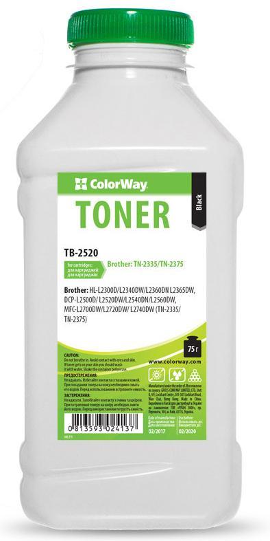 Купить Тонер ColorWay Brother HL L2520/L2740, TB-2520