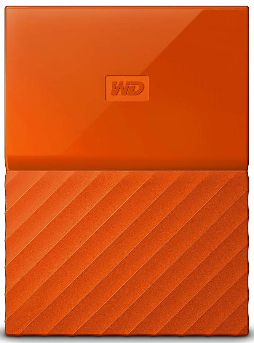 Купить Зовнішній жорсткий диск Western Digital My Passport 2TB WDBS4B0020BOR-WESN Orange