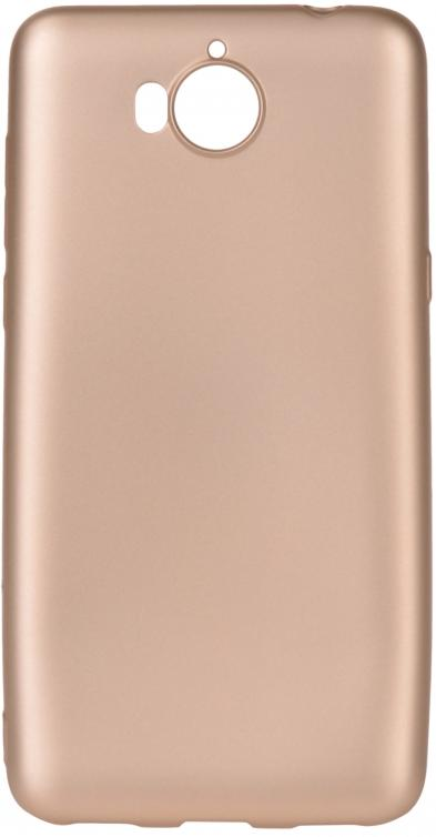 Купить Чохол 2E for Huawei Y5 2017 - PP Case Gold (2E-H-Y5-MCPPG)