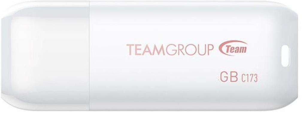 Купить Флешка USB Team C173 8GB TC1738GW01 White