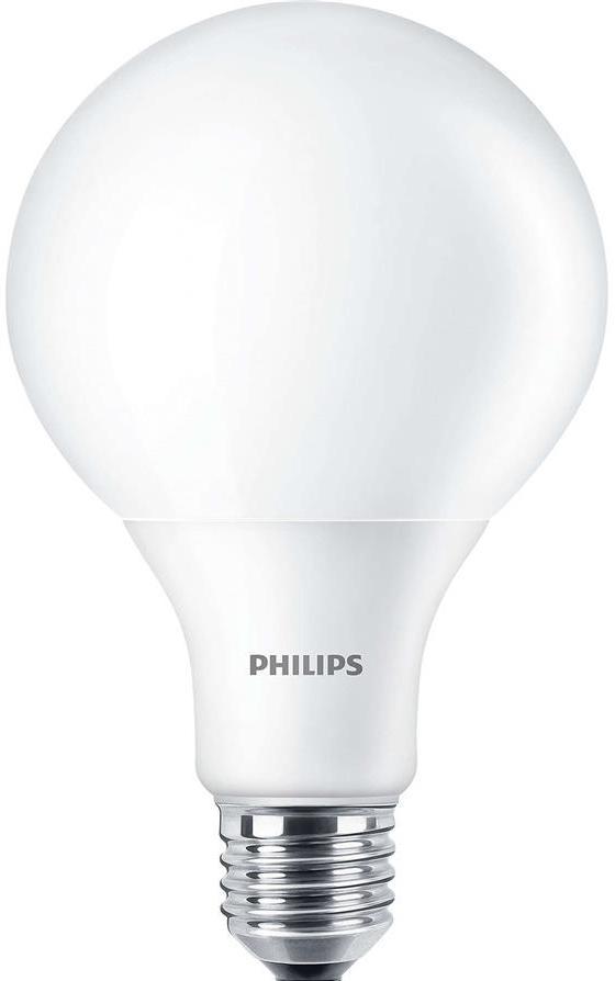 Купить Лампа світлодіодна Philips LEDGlobe E27 8.5-70W 230V 6500K G93, 929001229307