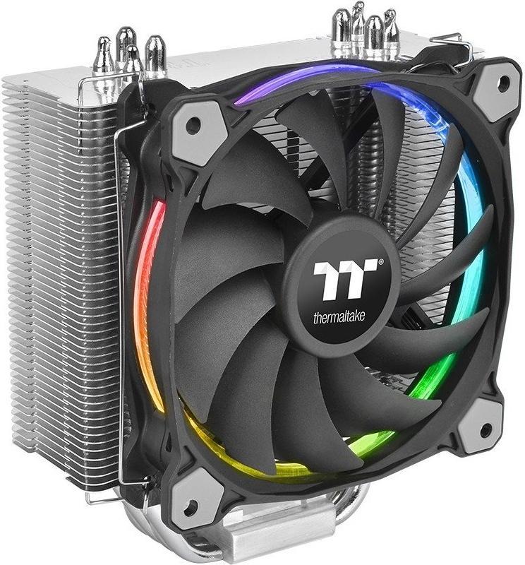 Купить Кулер для процесора Thermaltake Riing Silent 12 RGB CL-P052-AL12SW-A