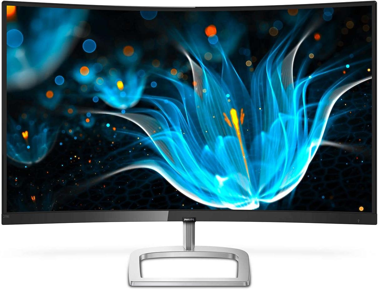 Купить Монітор Philips 278E9QJAB/00 Black/Silver