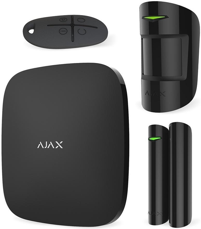 Купить Комплект сигналізації Ajax StarterKit HUB Black