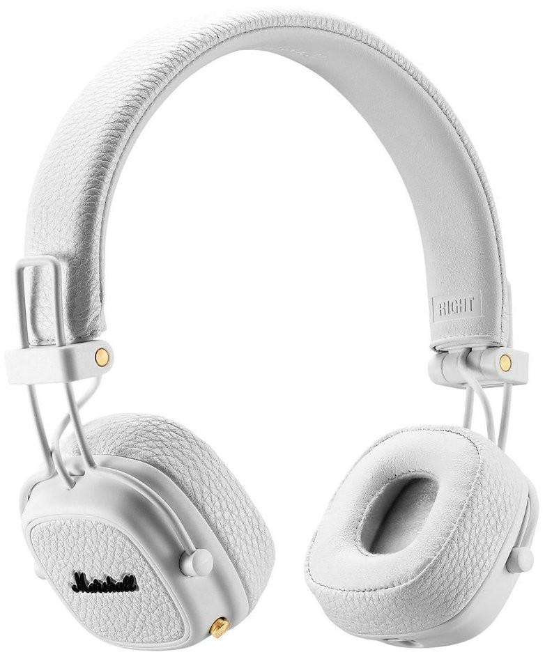 Купить Гарнітура Marshall Major III Bluetooth White (4092188)