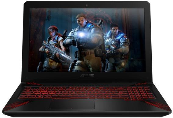 Купить Ноутбук ASUS TUF FX504GM-E4245T Red Pattern