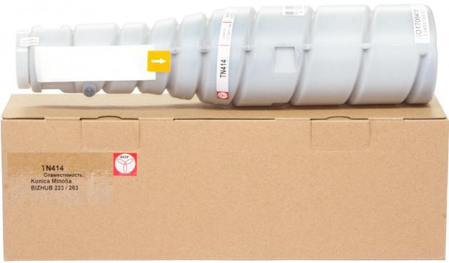 Купить Тонер BASF for Konica Minolta Bizhub 223 аналог TN-414/TN-217, BASF-KT-TN414-A202050