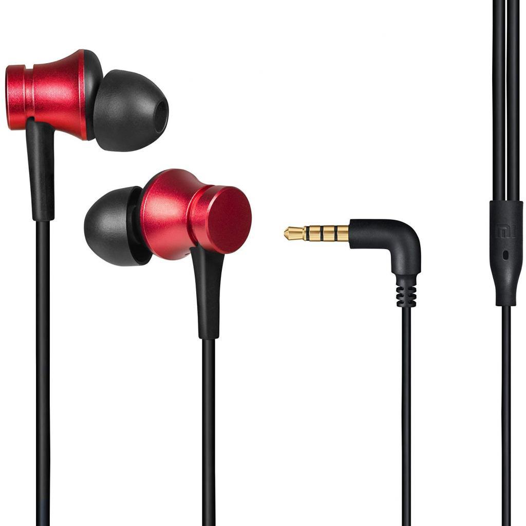 Купить Навушники та гарнітури, Гарнітура Xiaomi Piston Fresh Bloom Matte Red (ZBW4442GL)