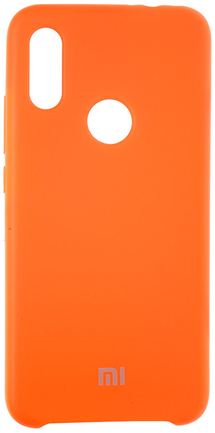 Чохол HiC for Xiaomi Redmi 7 - Silicone Case Orange  (SCXR7-13)