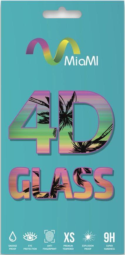 Купить Аксесуари для мобільних телефонів, Захисне скло MiaMI 4D for Samsung A715 A71 - Full Glue Glass Black (00000011938)