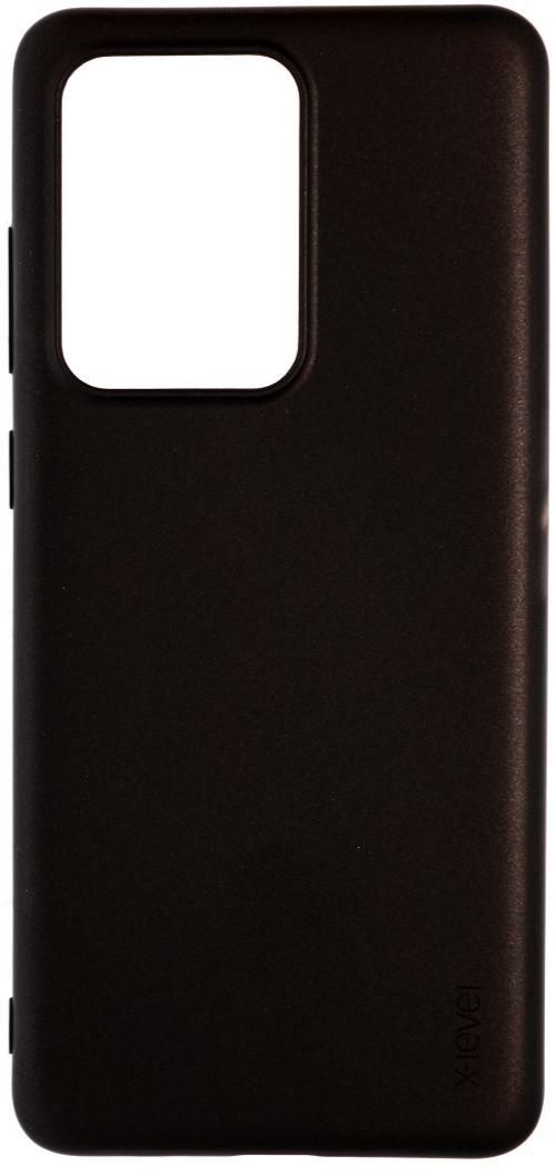 Купить Аксесуари для мобільних телефонів, Чохол X-LEVEL Samsung S20 Ultra - Guardian Series Black (XL-GS-SS20U-B)