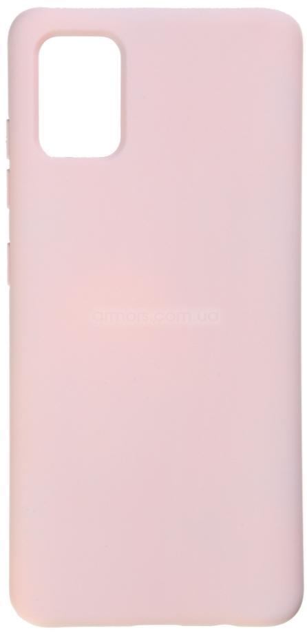 Купить Аксесуари для мобільних телефонів, Чохол ArmorStandart ICON Case for Samsung A51 A515 Pink Sand (56338)